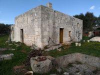 Lamia in pietra Rif. TR 301 - Ostuni, Brindisi